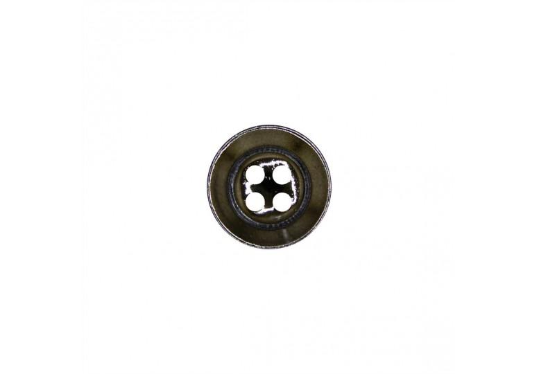 Metalize Kaplamalı Düğme - MTK JD21