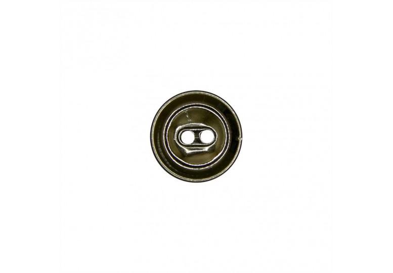 Metalize Kaplamalı Düğme - MTK V1026